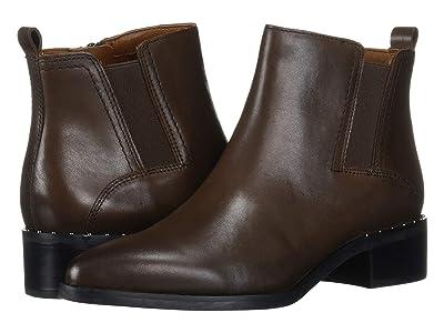 Franco Sarto Domingo (Brown Leather) Women