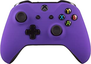 Xbox One S Wireless Bluetooth Controller For Microsoft Xbox One Custom Soft Touch Purple