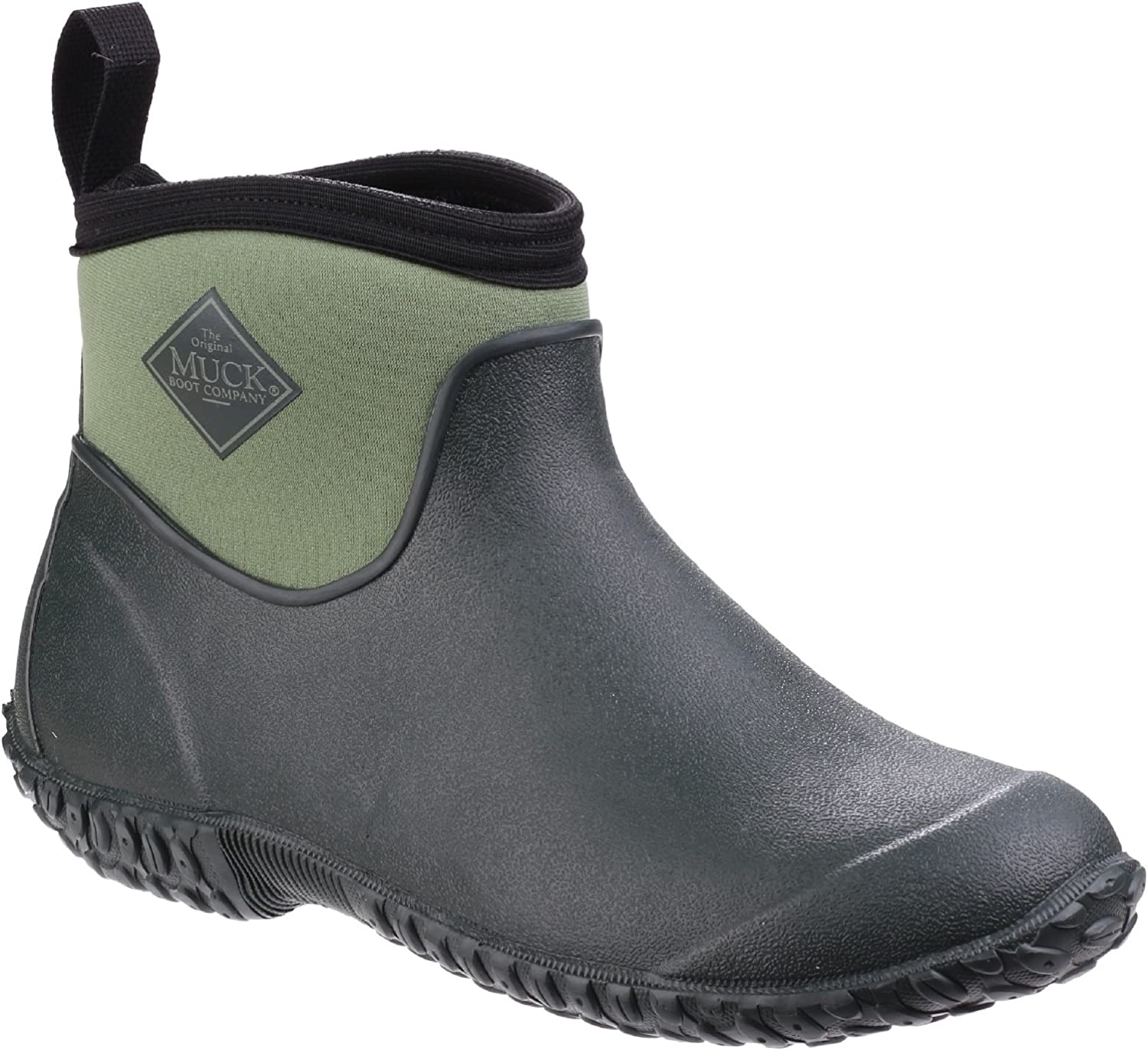 Muck Boots Womens Ladies Muckster II Ankle All-Purpose Lightweight shoes