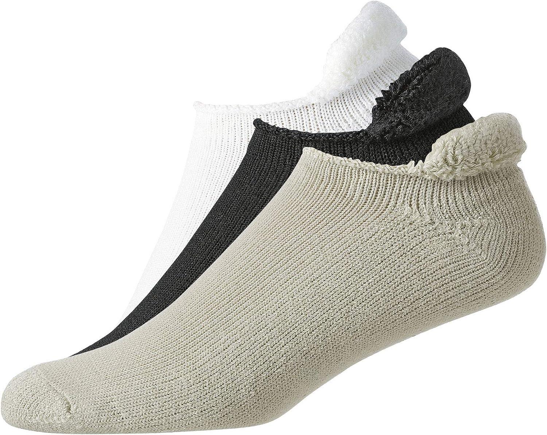 FootJoy ComfortSof Roll-Top Socks