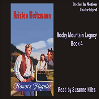 Honor's Disguise: Rocky Mountain Legacy #4