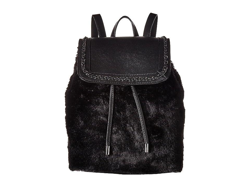 Jessica Simpson Kaelo Backpack (Black) Backpack Bags