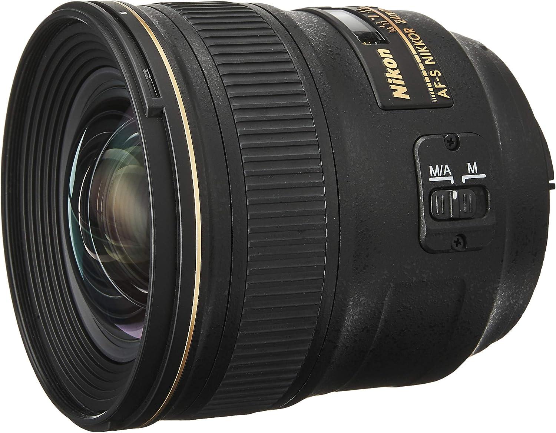 Nikon AF-S FX NIKKOR 24mm f 1.4G for Prime Ni Wide-Angle Max 43% OFF Lens Fees free ED