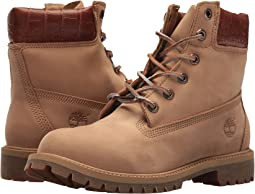 "Timberland Kids 6"" Premium Waterproof Boot (Big Kid)"