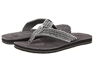Sanuk Fraid Not (Charcoal) Men