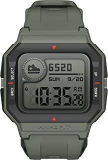 Amazfit Neo Fitness Retro Smartwatch with Real-Time Workout Tracking, Heart Rate and Sleep Monitoring, 28-Day Battery Lif...