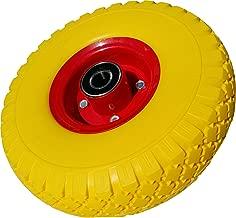 Potreba 3.00-4 Flat Free Tire Hand Truck on Wheel 10 inch (5/8 Bearing)