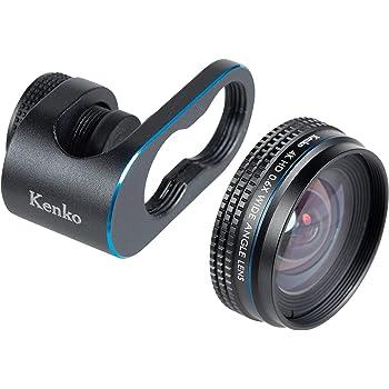 Kenko スマートフォン用交換レンズ REAL PRO CINEMATIC 4K HD ワイド0.6x KRP-CW4K06X