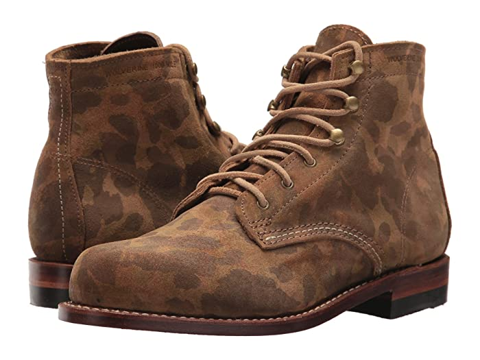 828cdeb228a Wolverine Heritage Original 1000 Mile Boot | 6pm