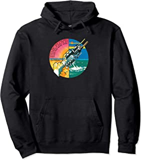 The Merch Wall Wish You Pink Were Here Album Gifts Floyd Pullover Hoodie
