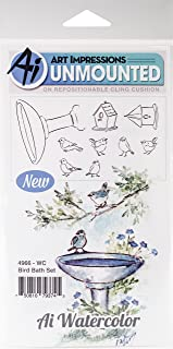 Best art impression rubber stamps Reviews