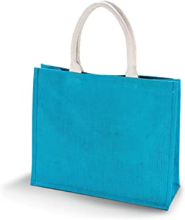 Kimood Womens/Ladies Jute Beach Bag (Pack of 2)