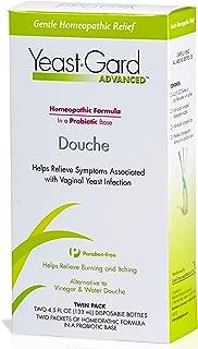 YeastGard Advanced Homeopathic Douche - 2 Pack Box