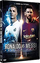 Ronaldo VS Messi 2018 [Italia] [DVD]