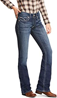 ARIAT R.E.A.L. Bootcut Navajo Baseball Jeans in Penelope
