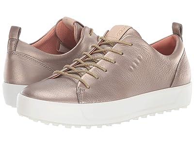 ECCO Golf Soft Low Hydromax(r) (Warm Grey) Women