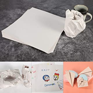 12x12 inch Packing Paper, 100/200/300 Sheets Packing Paper Sheets for Moving,unprinted Clean Blank Newsprint, Suitable for Packing, Boxing, DIY, Transporting and Protecting Fragile Items