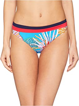 Tahiti Tropical Basic Hipster Bottom