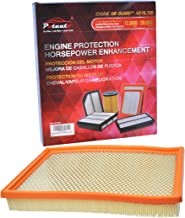 POTAUTO MAP 6014 (CA7440) Engine Air Guard Filter Replacement for INFINITI, JEEP, NISSAN, SUZUKI
