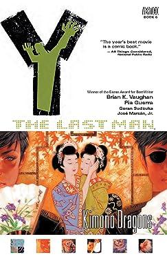 Y: The Last Man Vol. 8: Kimono Dragons
