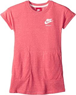 Nike Kids - Gym Vintage Short Sleeve Dress (Little Kids)