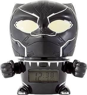 marvel avengers alarm clock with night light
