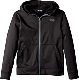 The North Face Kids Tech Glacier Full Zip Hoodie (Little Kids/Big Kids)