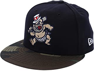 Ronald Torreyes Scranton/Wilkes-Barre RailRiders Player-Issued #74 Camouflage Cap from the 2018 MiLB Season - Fanatics Authentic Certified