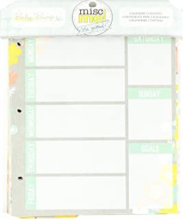 bo bunny calendar kit