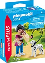 Playmobil 70154 Special Plus Mama with Baby and Dog Colourful