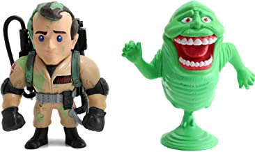 Metals Ghostbusters 4 inch Twin Pack -Venkman & Slimer (M79)