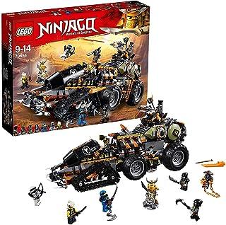 LEGO Ninjago - Dieselnauta, Juguete de Construcción de Aven