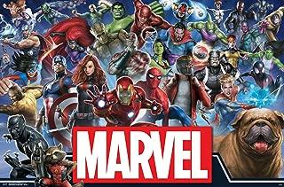 Trends International Comics-Marvel Universe-Heroes Wall Poster, 22.375