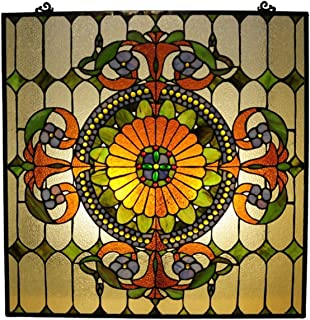 Best abstract stained glass window panels Reviews