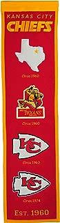 Winning Streak NFL Kansas City Chiefs Fan Favorite Banner