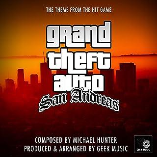 Grand Theft Auto - San Andreas - Main Theme