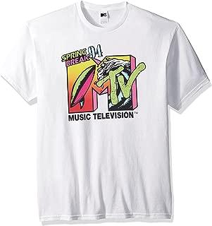 MTV Men's Springbreak 94 Logo T-Shirt