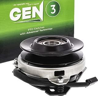 8TEN Gen 3 Electric PTO Clutch for John Deere 108 111H 112L G15 AM122969 5215-35 AM115090 AM118969 AM100979
