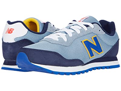 New Balance Kids 527 (Big Kid) (Reflection/Pigment) Boy