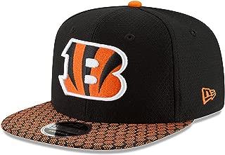New Era 9Fifty Hat Cincinnati Bengals Sideline 17 On Field Adjustable Snapback Cap