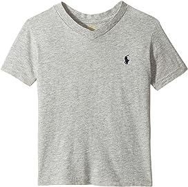 e789b810 Cotton Jersey V-Neck T-Shirt (Toddler). 23. Polo Ralph Lauren Kids. Cotton  Jersey ...