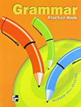Grammar Practice Book Grade 5 Pupil (McGraw-Hill Reading)
