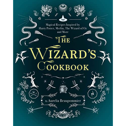 The Wizards Cookbook Magical Recipes Inspired By Harry