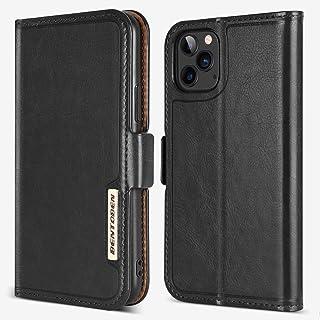 BENTOBEN iPhone 11 Pro Wallet Case, iPhone 11 Pro Wallet Phone Case, Business Flip Leather Cover 3 Credit Card Holder Cash...