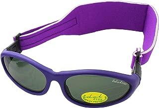 Jellbaby Sonnenbrille mit Sternenmotiv f/ür Urlaub und Strand Rose UV-Schutz