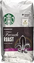 Starbucks French Roast Dark Whole Bean Coffee – 2 – 40 Oz Pack