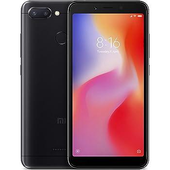 Xiaomi 6941059613497 Redmi 6 EU Memoria Smartphone, 3 GB RAM, 64 ...