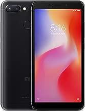 Smartphone Xiaomi Redmi 6 64GB 4GB RAM Preto