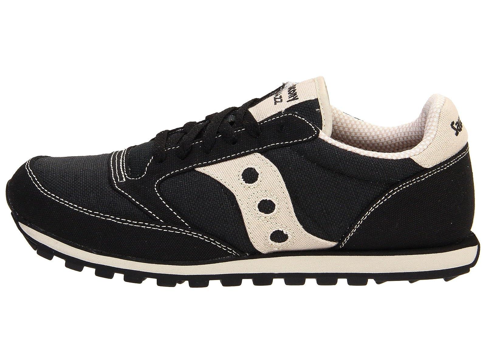 Saucony Originals Men's Jazz Low Pro Vegan GreyRed Sneaker 9M 720026254712 | eBay