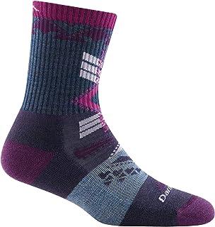 Darn Tough Kaleidoscope Micro Crew Lightweight Sock with Cushion - Women's